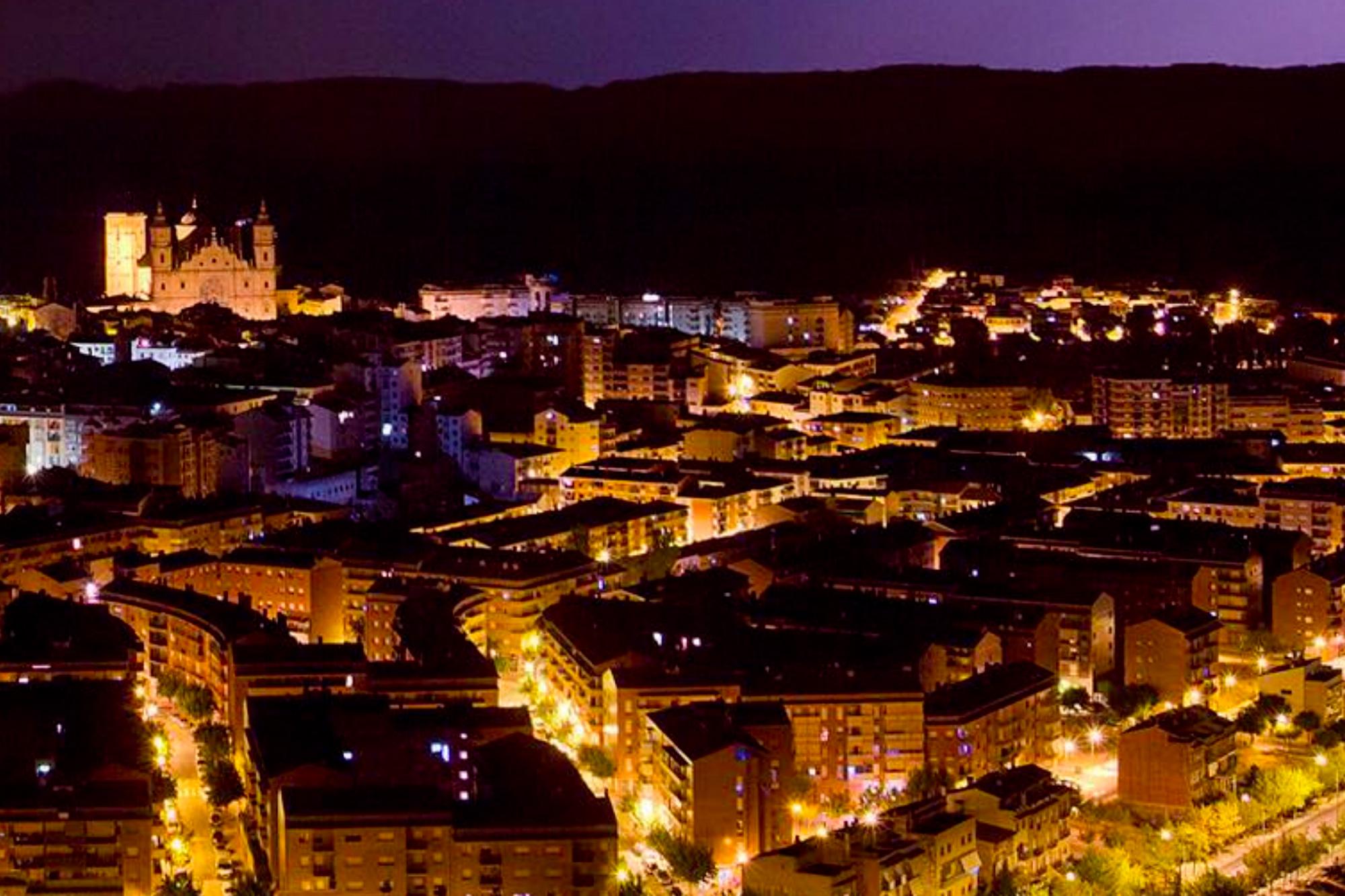 Alcaniz en el Bajo Aragón // © Jordi Ferrer Ber