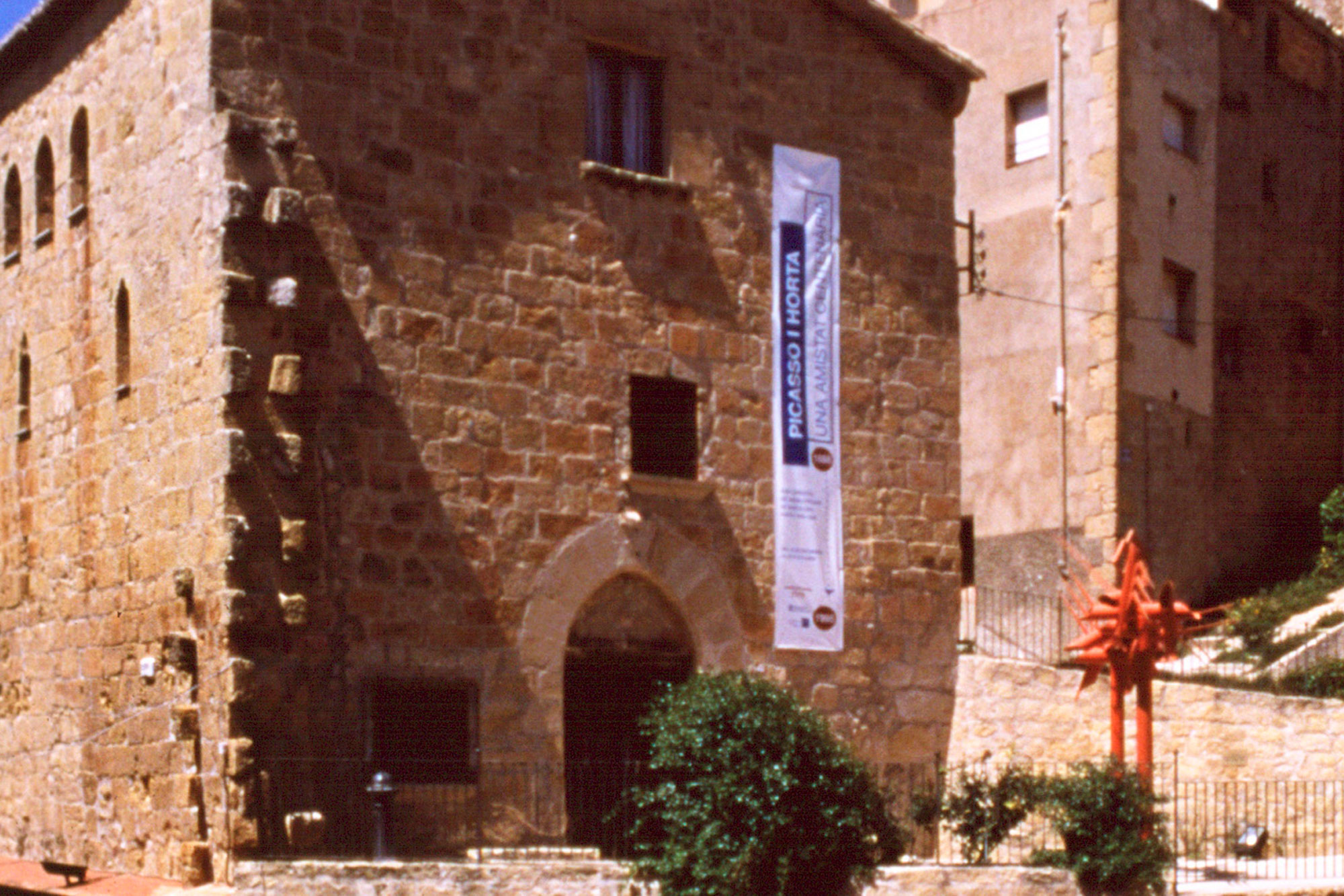 Centre Picasso en Horta de sant Joan