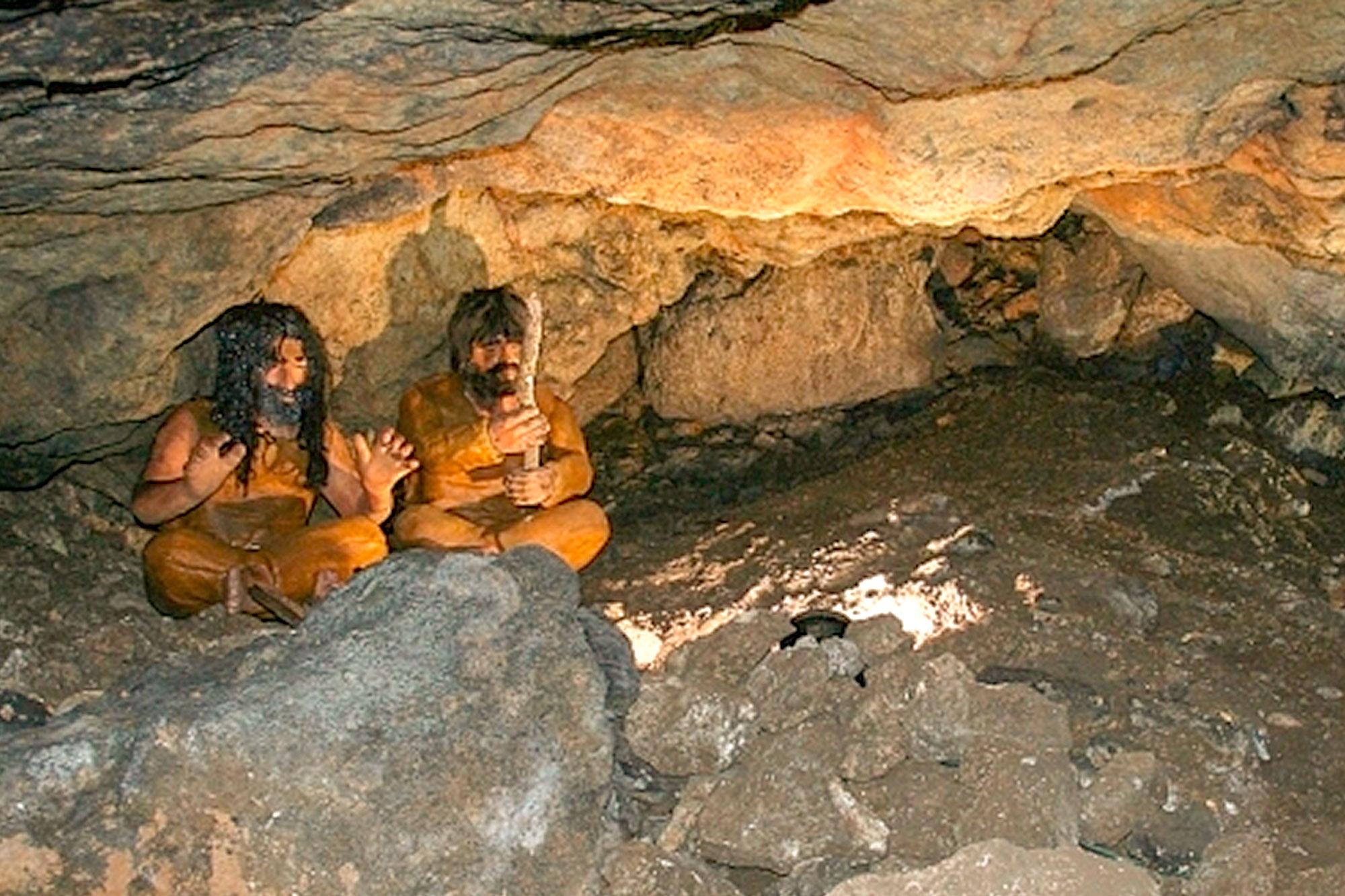 Coveta de l'aigua en Fuentespalda