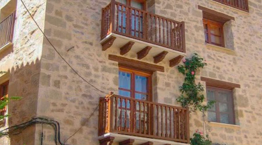 Santa Águeda Apartamentos rurales