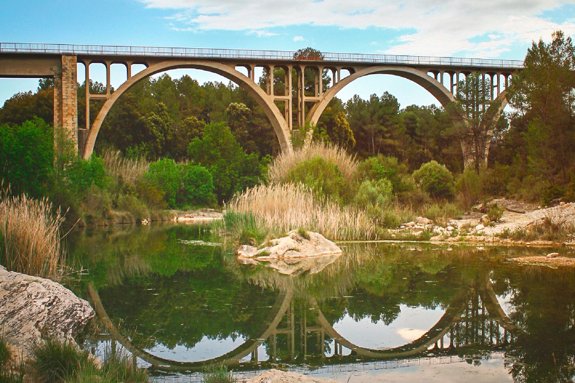 Lledo Assut Horta de Sant Joan // © Jordi Ferrer Ber