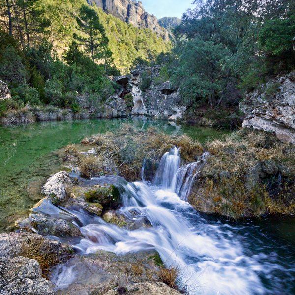 Río Matarraña. Beceite // © Jordi Ferrer Ber
