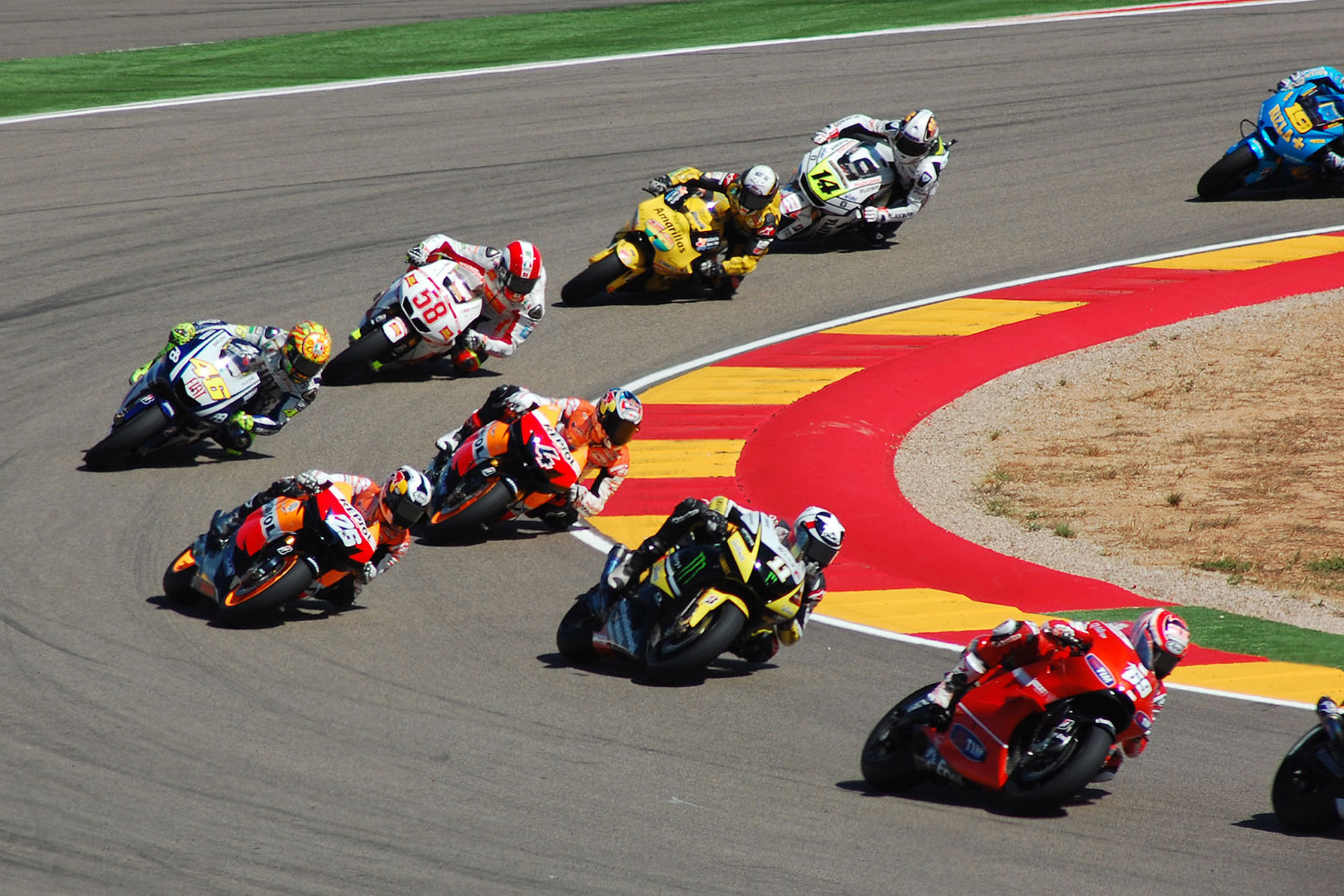 Motorland Alcaniz GP Motociclismo