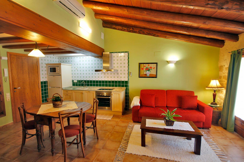 """Casa """"La María"""" - Duplex Pascualeta"""