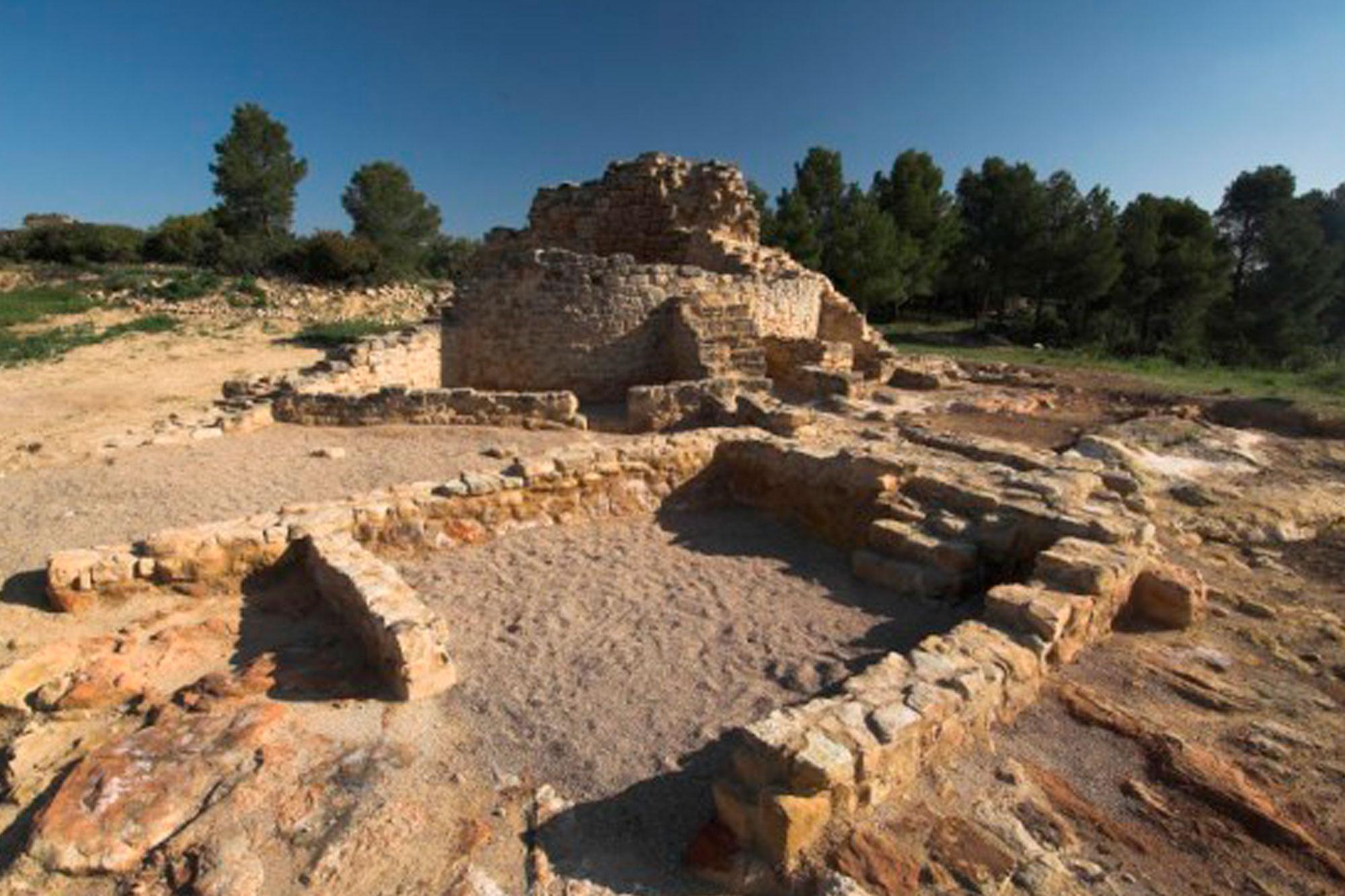 Torre cremada - Íberos Bajo Aragón